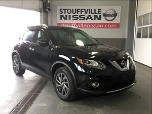 Nissan Rogue sl premium nissan certified low rates 2016