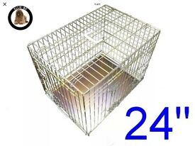 Small dog crate brand new in box