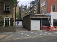Secure Garage / Lock up to rent on Sloane Avenue, Central London, SW3