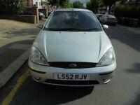 CHEAP FORD FOCUS 1.6CC 2002