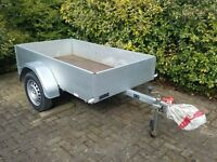 Ktrailers - Trailer. 3x6ft (1.1 x 1.8m). Good condition.