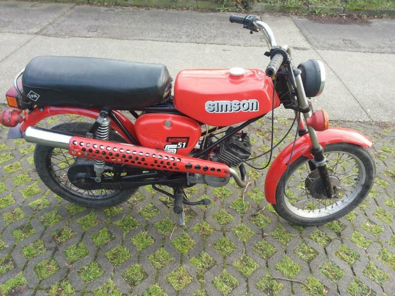 simson enduro s51 4 gang in sachsen anhalt w nsch ebay kleinanzeigen. Black Bedroom Furniture Sets. Home Design Ideas