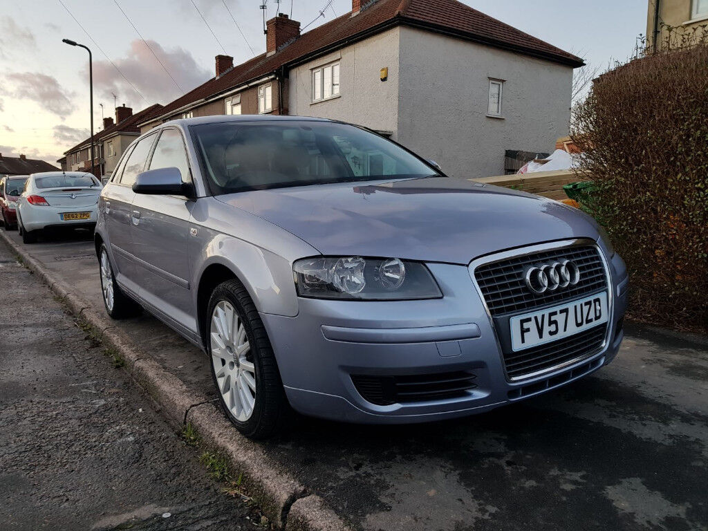 Audi A3 2.0 TDI 2008 Manual Diesel (not Golf, A4) QUICK SALE