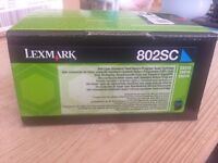 Lexmark Cyan(blue) Ink Cartridge