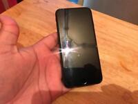 Iphone 7 - 32gb unlocked boxed good condition black