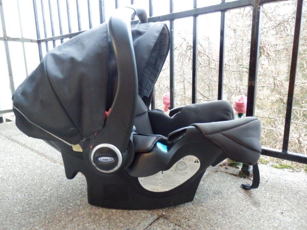 Graco Rear Facing BABY CAR SEAT