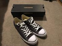 Converse Grey Brand New Men's Size 10.5