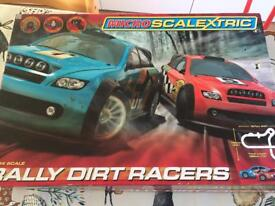 Scalextric Rally Dirt Racers