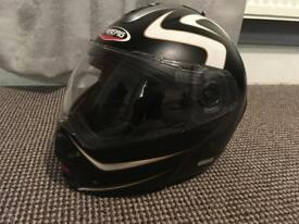 Medium motorcycle helmet