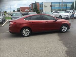 2014 Ford Fusion S Windsor Region Ontario image 8