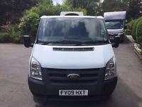 Ford Transit Refrigerated van no VAT on this van £3750 ovno