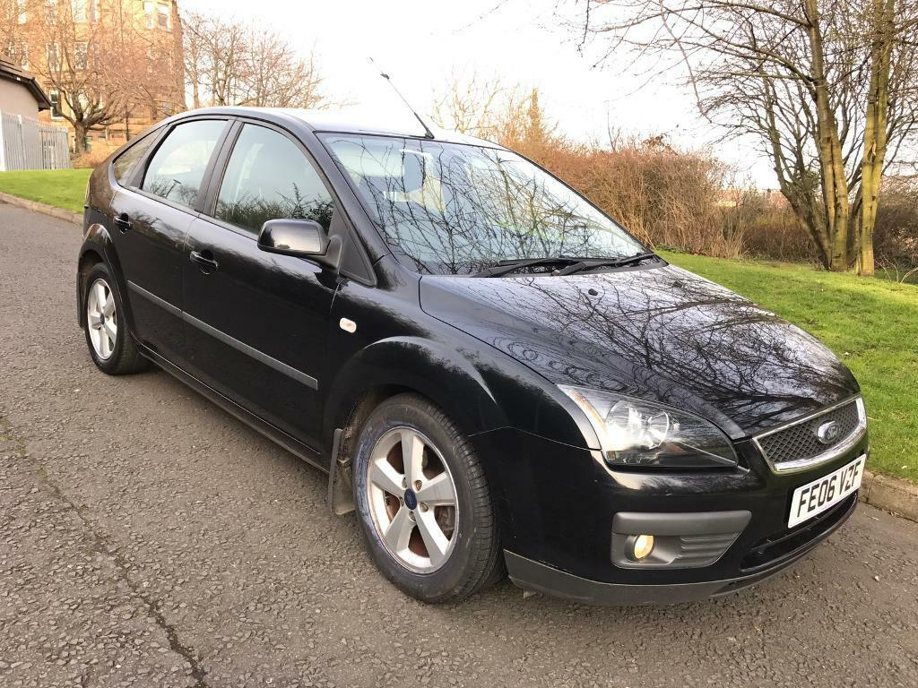Very clean ford focus 1.6 zetec climate 06 reg