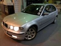 BMW E46 325 Ti Compact Drift Car