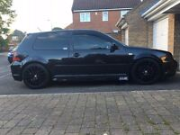 vw golf R32 rep with a difference!!!!!!
