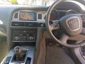 Audi A6 C6 2008 2.0TDI FULL SERVICES BOOK