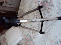 Brand new Miranda Titan Tripod in box