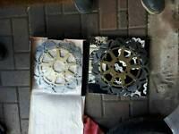 suzuki gsxr brake discs brand new