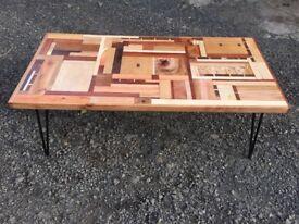 Coffee table £550