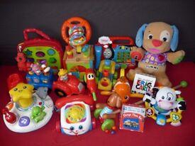 Toy bundle for boy
