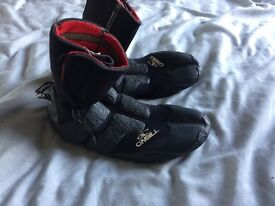 O'Neill 5mm Wetsuit Surf Boots uk size 10