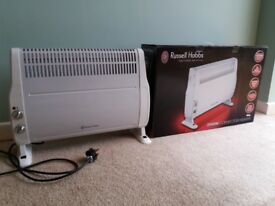 2000W Convector Heater - Russell Hobbs, no marks or scratches