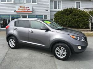 2013 Kia Sportage LX Bluetooth, all wheel drive