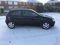 2004 black 1.2 Vauxhall Corsa full dealership history