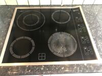 NEFF built in blank ceramic hob