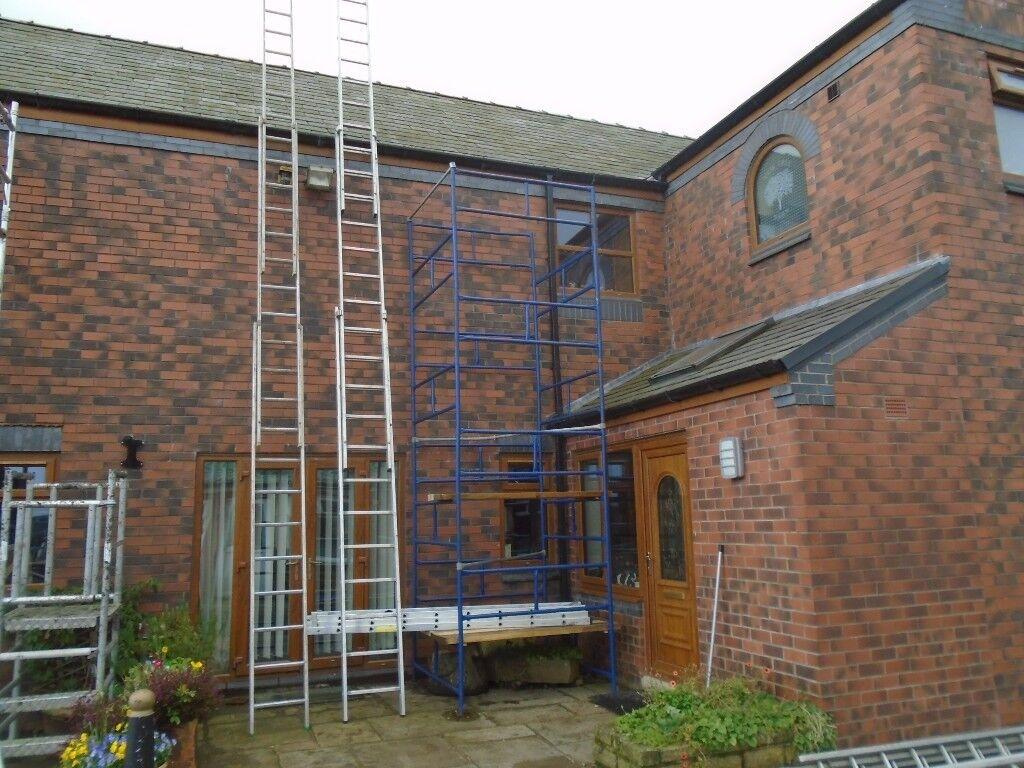 triple trade ladder reach 8m