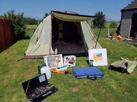 Vango airbeam kinetic 600 tent