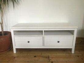 IKEA HEMNES TV stand drawers unit DELIVERED