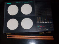 Yamaha DD5 Digital Drums / Drum Pad with Instructions