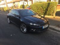 2010 Vw Scirocco 2.0 TDI GT Fully loaded Automatic Px Range Rover sport
