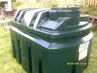 TiTAN 1350 BT Bunded Oil Tank excellent condition like NEW, can deliver at low cost