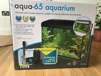 *BRAND NEW* Boxed Aqua-65 Aquarium