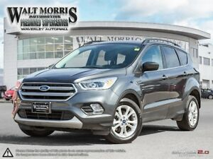 2017 Ford Escape SE: ONE OWNER, ACCIDENT FREE, MANITOBA VEHICLE