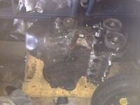 Toyota Mr2 Sw20 3sgte Turbo Rev 2 Oem Engine Spares Or Repairs - Cracked Block
