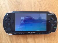 Piano Black PSP1003 with Tom Clancy's Splinter Cell Essentials