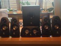Logitech Z506 Speakers Preowned