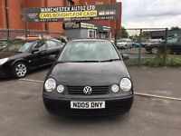 Volkswagen Polo 1.2 Twist 5dr 2 FORMER KEEPER,2 KEYS,