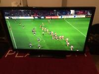 "Hitachi 32"" led tv freeview little faulty"