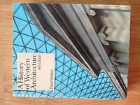 A History of Western Architecture 4th edition David Watkin