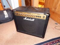 Marshall 30 watt guitar amp