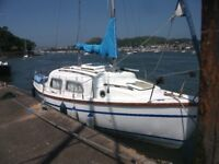 LEISURE 23 SAILING BOAT / YACHT. BASED IN CONWY