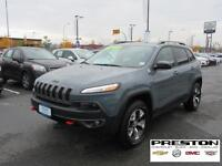 2015 Jeep Cherokee Trailhawk Delta/Surrey/Langley Greater Vancouver Area Preview