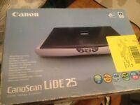 Canon scanner lide 25