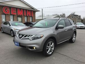 2011 Nissan Murano LE AWD Navigation Pano Roof 2 Sets Of Wheels