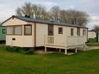 Rent Delux 4 bedroom caravan at Butlins