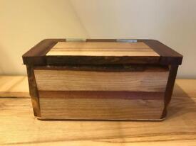 Real Ash & Real Oak Box