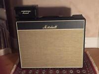 Marshall Bluesbreaker all-valve guitar amp with Marshall Power Brake
